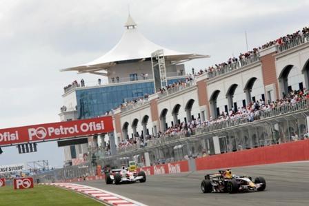 El GP de Turquía, ¿sólo hasta 2011?