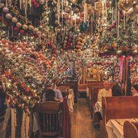 Rolfs German, el restaurante más kitsch, navideño y original de de Nueva York