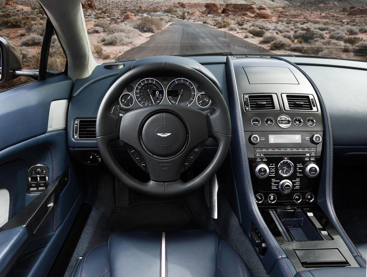 Foto de Aston Martin V12 Vantage S Roadster (14/14)