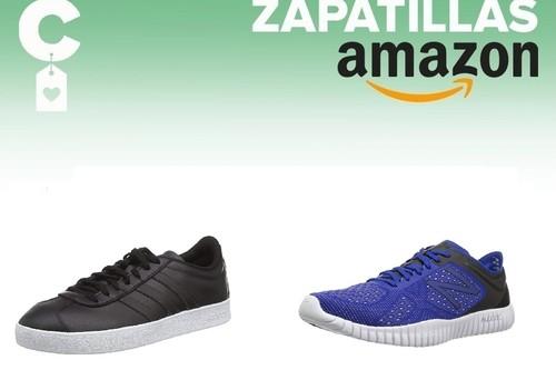 11 ofertas de Amazon en tallas sueltas de zapatillas New Balance, Adidas, o Puma para hombre y mujer