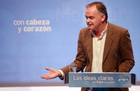 """Esteban González Pons: """"La Ley Sinde no merecía pasar"""""""