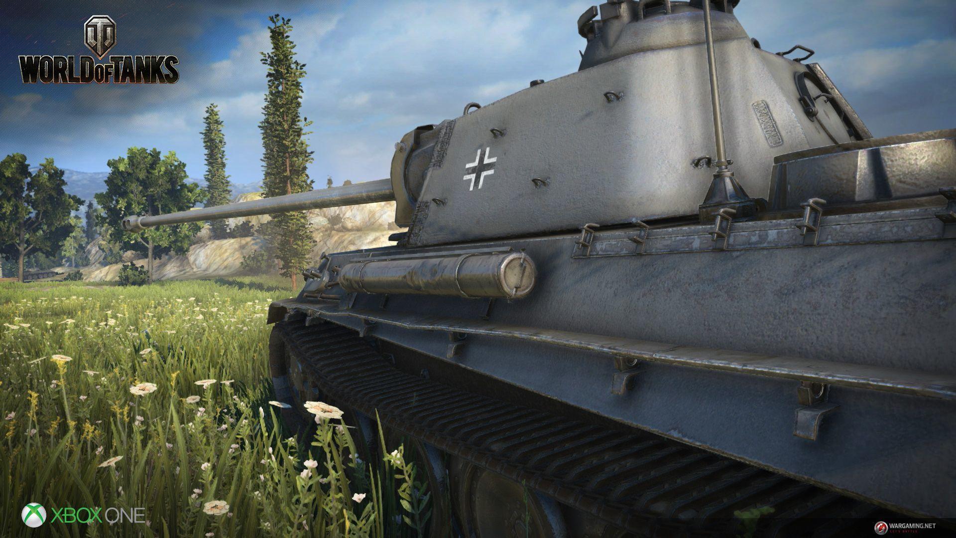 Foto de World of Tanks Xbox One (4/5)