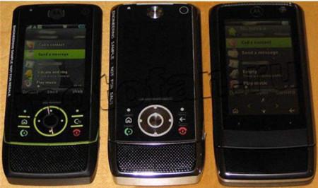 Rumor: imágenes del Motorola Z12