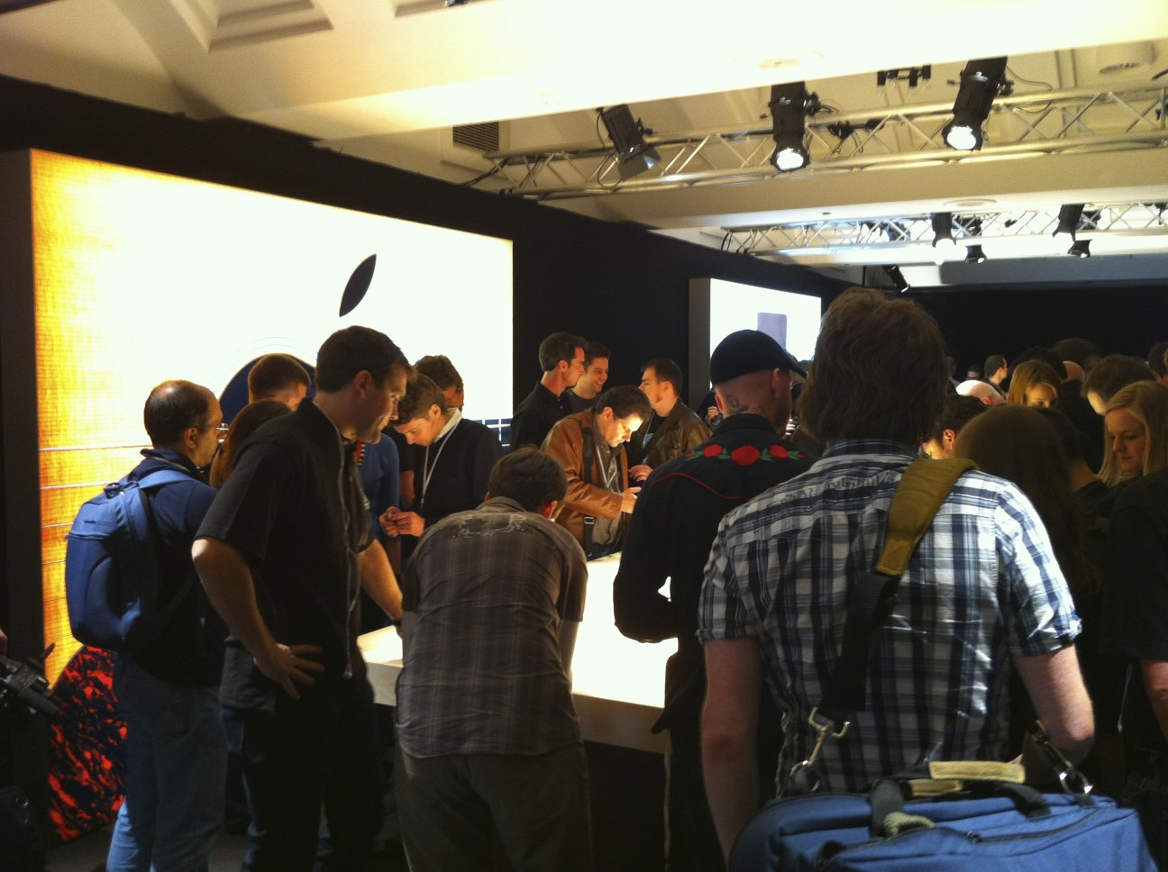 Foto de Evento Apple 1 de Septiembre (5/12)
