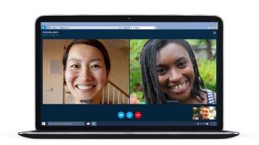 Skype para Web ahora tiene llamadas en grupo por voz y video gratis