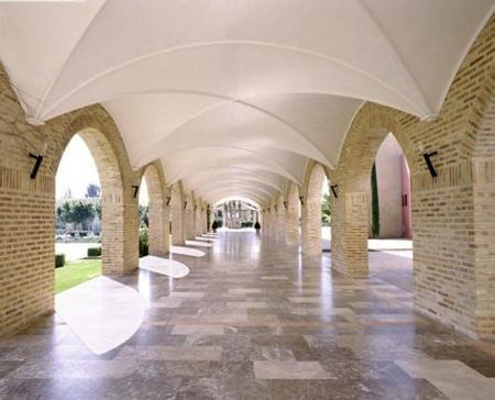 Arcos del Huerto de Santa María