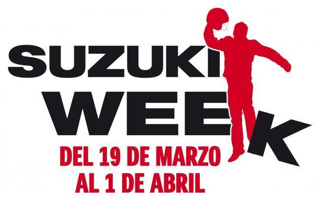 Suzuki Week