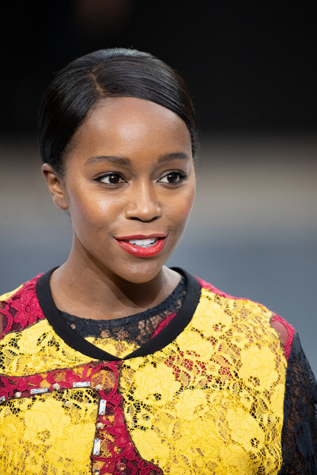 Aja Naomi King Defile Runway Beauty 078 Dmi 4 5 Na No Cta