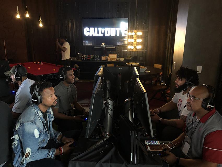 El anuncio del nuevo Call of Duty se acerca: algunos deportistas han podido probar el juego en un evento...