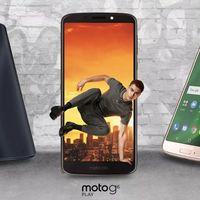 Motorola Moto G6 Plus, G6 y G6 Play, estos son sus precios en México