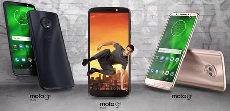 1e01009ed5e Motorola Moto G6 Plus, G6 y G6 Play, estos son sus precios en México