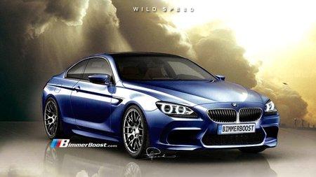 BMW M6 F12 Render - Bimmerboost