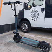 Inmovilizaciones, multas y patinetes eléctricos camuflados: la policía advierte sobre el uso de ciclomotores camuflados como VMP