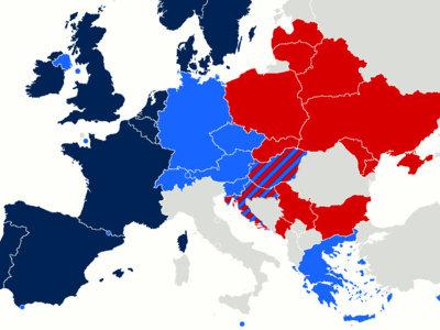 Qué hay de verdad en el gif que repasa el estado de los derechos LGBT a lo largo de Europa