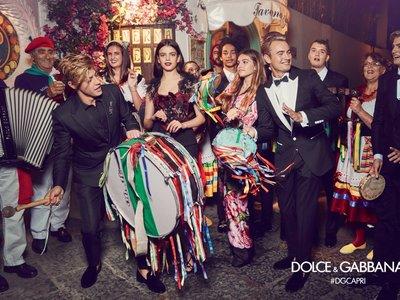 Dolce & Gabbana apuesta por los millenials en su campaña de primavera 2017