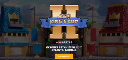 Clash Royale: los mejores jugadores y youtubers se vuelven a ver las caras en la King's Cup