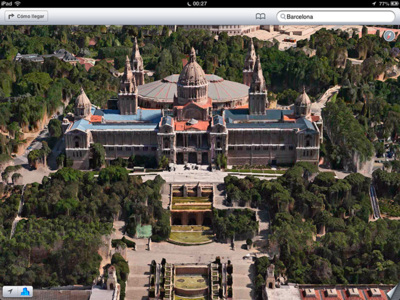 Nueva York, Londres, Milán y Barcelona ya disponibles en los Mapas 3D de Apple