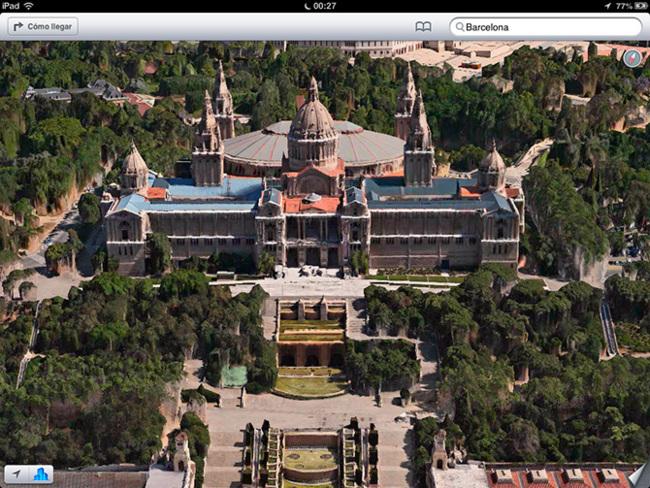 Nueva York, Londres, Milán y Barcelona ya disponibles en los Mapas 3D de Apple