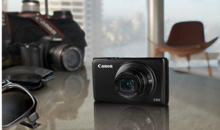 La Canon S95 sube su apuesta para ser la compacta perfecta