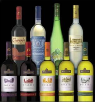 vinos verdes