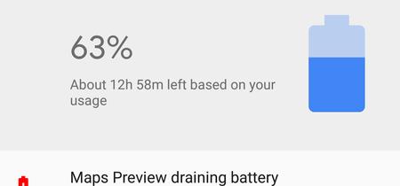 Así es cómo Android 8.1 Oreo te dirá si hay alguna aplicación que está drenando la batería