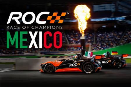 ¡Oficial! La Race of Champions 2019 será en México, el 19 y 20 de enero en el Foro Sol