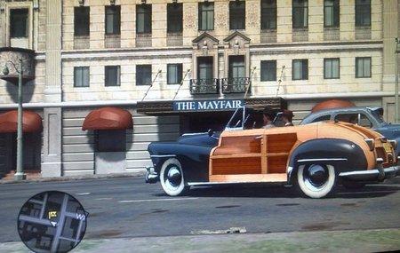 Hotel Mayfair en L.A. Noire