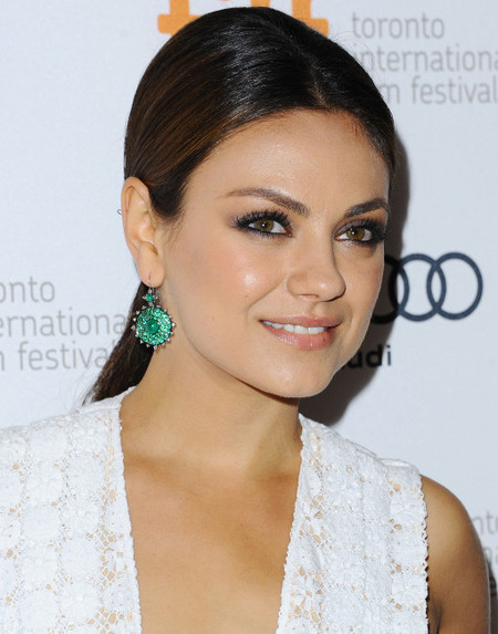 Look de Mila Kunis en el estreno de Third Person