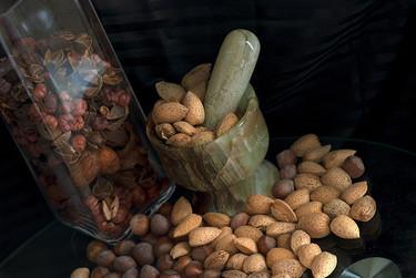Comer frutos secos, un seguro para una vida larga y sana