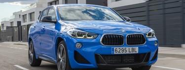 Probamos el BMW X2: un SUV urbano y premium que destaca por su dinamismo, pero amigo... ¡a qué precio!