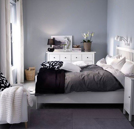 Ikea 1 dormitorio 5 soluciones perfectas - Edredon ikea ...