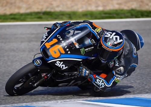 Andrea Migno logra su primera victoria imponiéndose al caos de Moto3 en Mugello