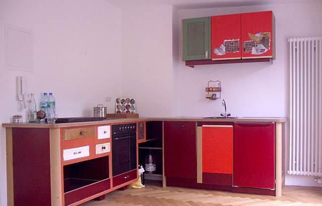 Originales cocinas de Entwurf Direkt