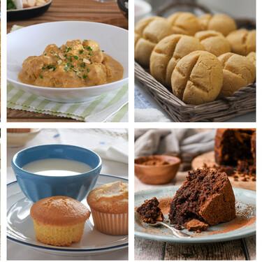 Las 78 mejores recetas sin gluten para hogares con enfermedad celíaca