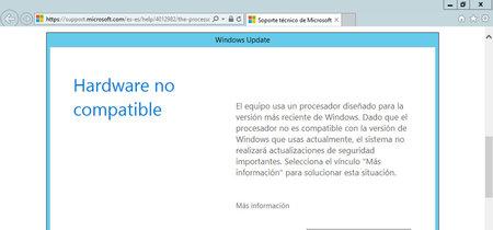 Las contradicciones de Microsoft en su política de actualizaciones afectan a la pyme
