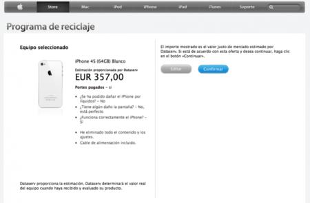 El nuevo iPhone a la vuelta de la esquina, Apple te compra tu 4S