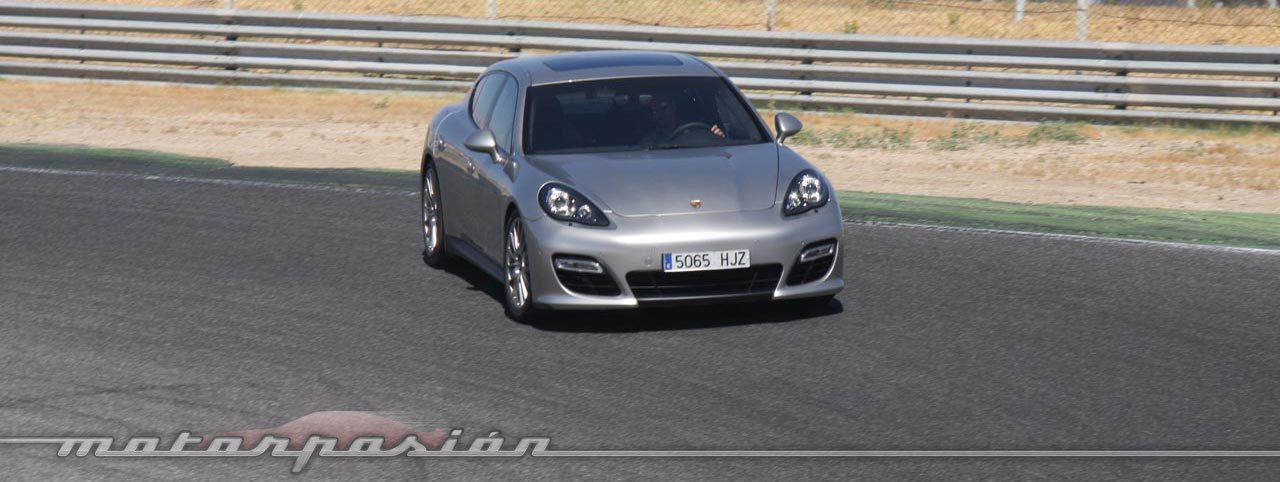 Foto de Porsche Panamera GTS (Prueba) (92/135)