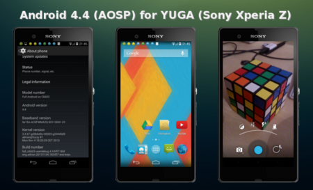 Android-4.4-for-yuga-(Xperia-Z)