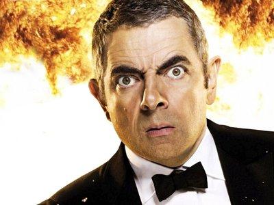 Rowan Atkinson volverá a calzarse el traje de espía en 'Johnny English 3'
