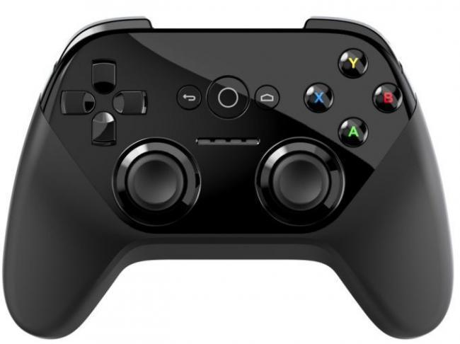 Así es el mando para videojuegos de Android TV, incluido en el hardware para desarrolladores