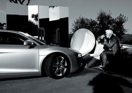 Audi R8 + Karl Lagerfeld = calendario exclusivo para propietarios