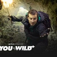 Los documentales interactivos llegarán a Netflix en abril de la mano de Bear Grylls