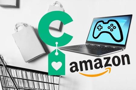 Ofertas en portátiles gaming en Amazon: 4 potentes modelos de Lenovo y ASUS a precios rebajados