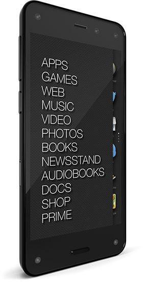 Mal inicio para Amazon: se estiman en 35.000 las unidades vendidas del Fire Phone