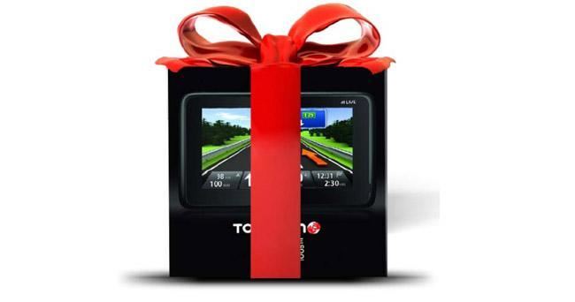 Campaña de navidad TomTom