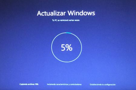 Microsoft dice que la próxima gran actualización de Windows 10 la podrás instalar más rápido que todas las anteriores