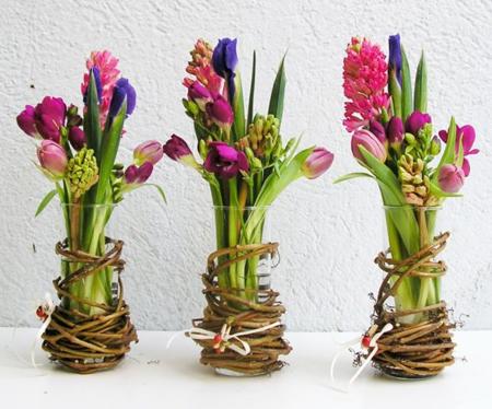 Cinco flores para decorar tu casa en primavera for Decorar un porche con plantas