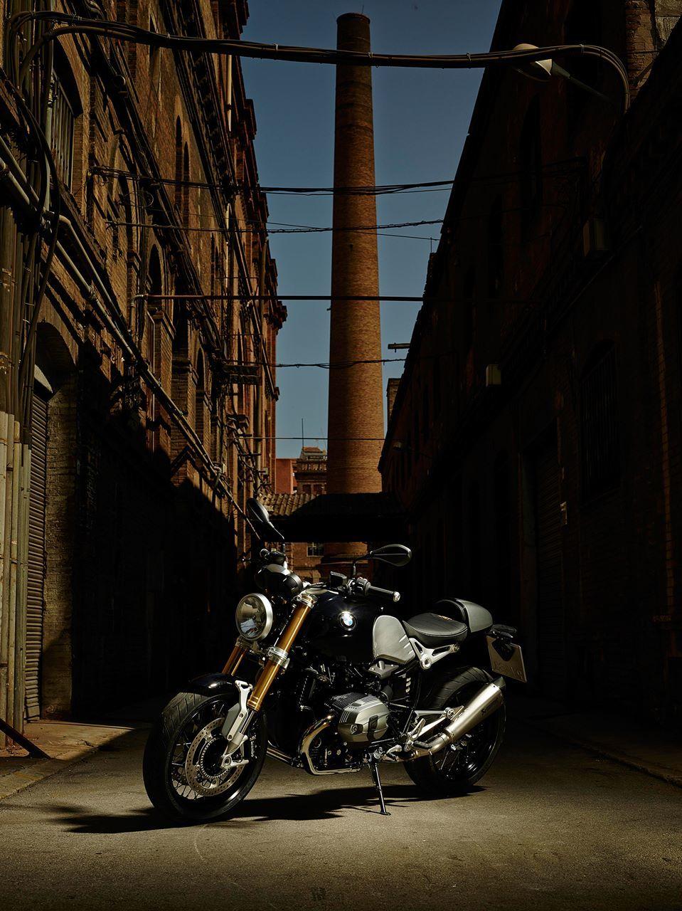 Foto de BMW R nineT, outdoor, still, details (47/91)