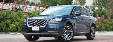 Lincoln Corsair, a prueba: un SUV totalmente comprometido con el lujo