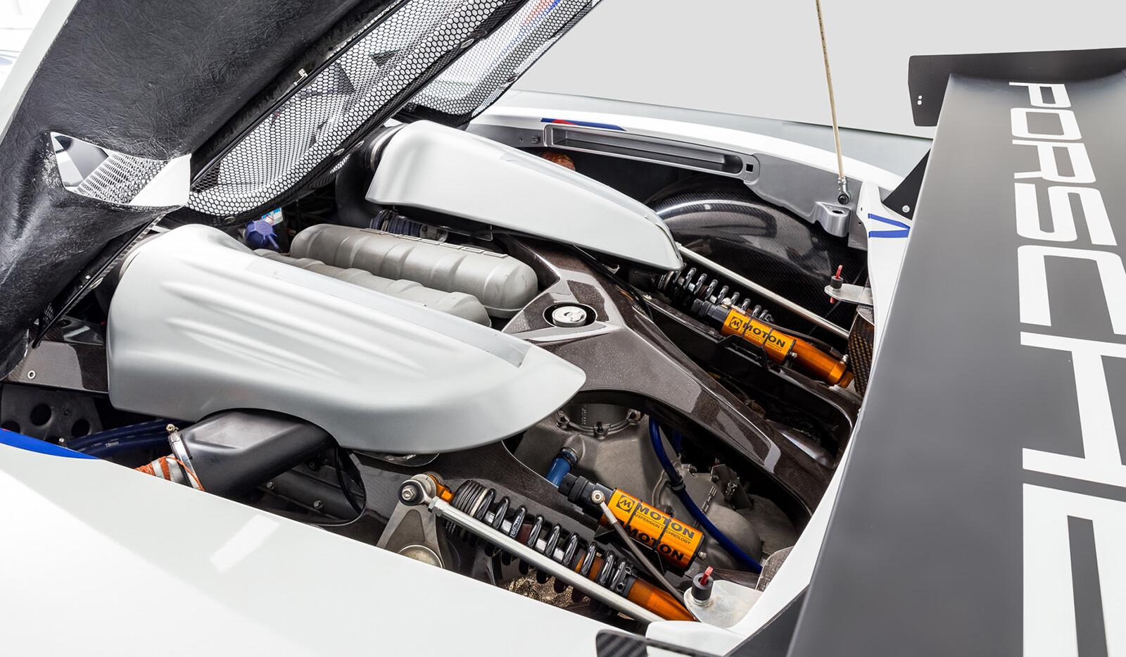Foto de Porsche Carrera GT-R (2005) (14/16)